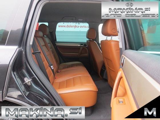 Volkswagen Touareg 3.0V6 TDI Tiptronic XENON + 2 X PDC + USNJE + SLOVENSKO VOZILO..
