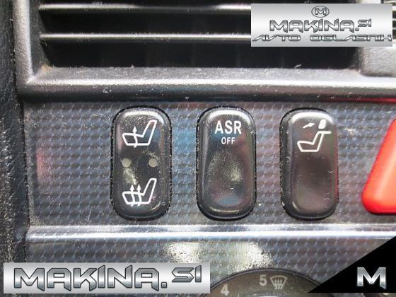 Mercedes-Benz C-Razred C180 KLIMA  +4 X .ELEKTRIČNA STEKLA + GRETJE  SEDEŽEV + DCZ + ALU15