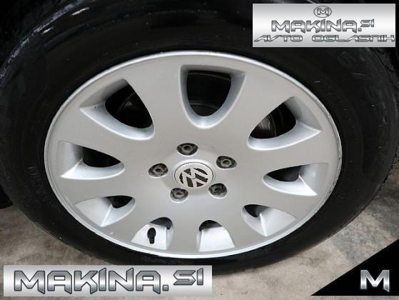 Volkswagen Passat 2.0 TDI- NAVIGACIJA- TEMPOMAT- GRETJE SEDEŽEV- ALU