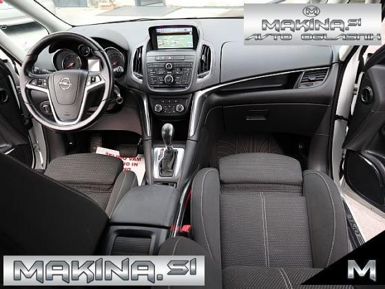 Opel Zafira 2.0 CDTi-SLOVENSKA- 1LASTNIK- XENON- NAVIGACIJA- SPORT PAKET