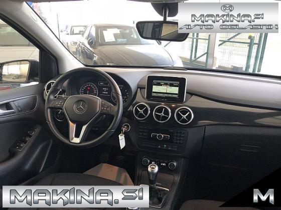 Mercedes-Benz B-Razred B 180 CDI- xenon- navigacija   pdc- alu16