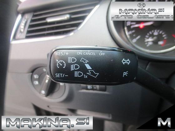 Škoda Octavia 2.0TDI DSG EXECUTIVE NAVIGACIJA + 2 X AVTOMATSKA KLIMA + TEMPOMAT + ALU 16