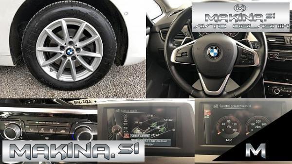 BMW serija 2- 218d Active Tourer Avtomatic- pdc- alu16