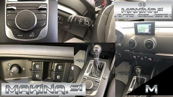 Audi A3 Sportback 1.6 TDI clean diesel Ambiente S-tronic