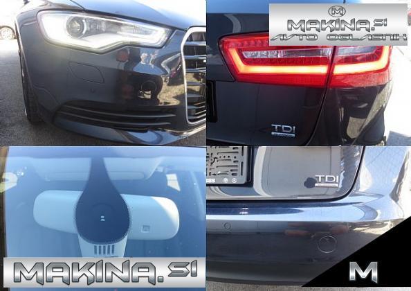 Audi A6 3.0TDI AUTOMATIC + 4X4 + BIXENON + NAVIGACIJA  + PDC + USNJE + ALU20