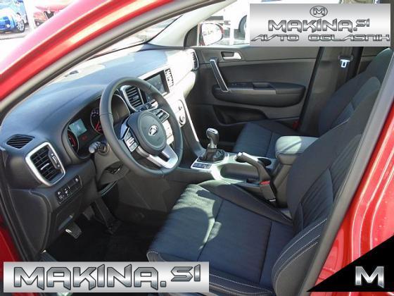 Kia Sportage 2WD 1.6 CRDI HP Edition