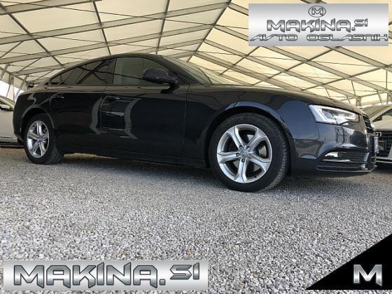 Audi A5 Sportback 2.0 TDI clean diesel Business Sport -navigacija