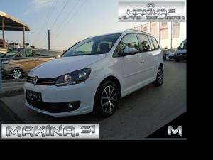 Volkswagen Touran 1.6 TDI BlueMotion Tech. Comfortline