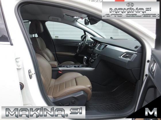 Peugeot 508 2.2 HDi FAP GT AUTOMATIC + XENON + NAVIGACIJA + 2 X PDC + HEADUP + USNJE