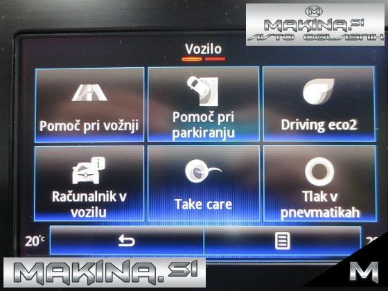 Renault Megane Berline DCi 110Energy Limited NAVIGACIJA + KEYLESS + PDC...