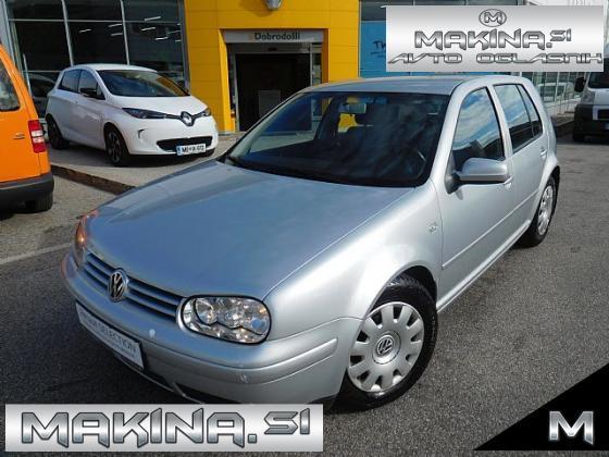 Volkswagen Golf Comfortline 1.4