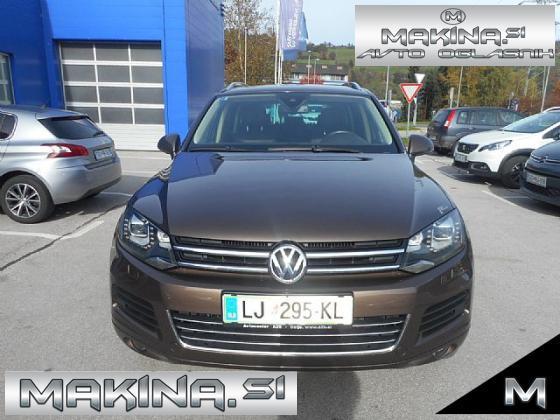Volkswagen Touareg BlueMotion Tech. 3.0 V6 TDI Tiptronic