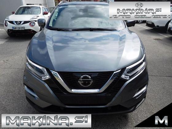 Nissan Qashqai 1.3 160 DIG-T DSC N-Connecta SUN LED