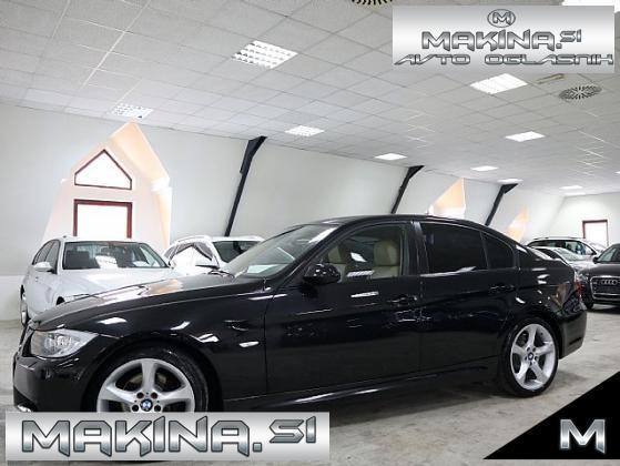 BMW serija 3- 320d M- PAKET- SLOVENSKO VOZILO- XENON- USNJE- BEŽ- 18 COL- PDC- 4X4-