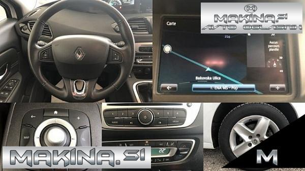 Renault Scenic dCi 110 Energy Expression-navi-pdc