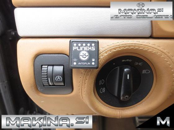 Porsche Cayenne S 4.5 V8Tiptronic NAVIGACIJA + XENON + USNJE + PLINEKS + SLOVENSKO VOZILO