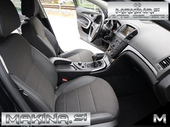 Opel Insignia 2.0 CDTI Cosmo- NAVIGACIJA- 20 COL- USNJE- SPORT PAKET-