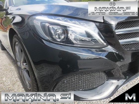 Mercedes-Benz C-Razred 220CDI SPORT AUTOMATIC + NAVIGACIJA + 2 X AVTOMATSKA KLIMA + TEMPOMAT + LE 16.000 KM