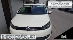 Volkswagen Touran 1,6 TDI BlueMotion Tech.Comfortline Sky, panorama,bixenon...