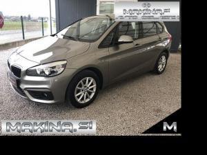 BMW serija 2- 218d Active Tourer Advantage- navigacija- pdc- alu16