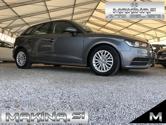 Audi A3 Sportback 1.6 TDI ultra Attraction- navigacija- pdc- alu16
