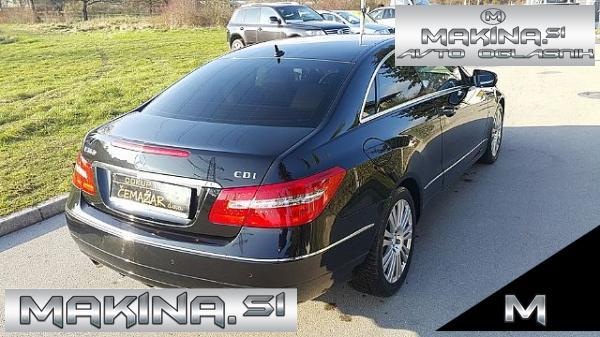 Mercedes-Benz E-Razred E Coupé BlueEFFICIENCY 350 CDI Avantgarde Avtomatic
