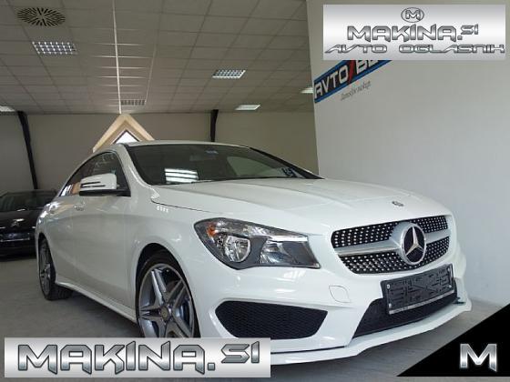 Mercedes-Benz CLA-Razred CLA 180 AMG Line- SLOVENSKO VOZILO- SAMO 33.000KM- 1.LASTNICA
