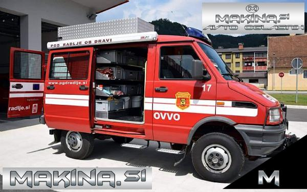Iveco Turbo Daily 4x4 tdi