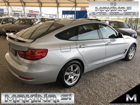 BMW serija 3- 318d Gran Turismo- panorama- navigacija- pdc- alu17
