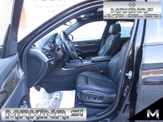 BMW serija X6- XDRIVE 30d M Sport AUTOMATIC + NAVIGACIJA + BIXENON + KAMERA + USNJE