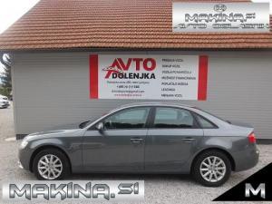 Audi A4 2.0TDI BIXENON + AVTOMATSKA KLIMA + PDC + POTOVALNI RAČUNALNIK +ELEKTRIČNA STEKLA