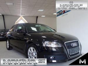 Audi A3 1.6 TDI- NAVIGACIJA- MULTIFUNKCIJSKI VOLAN- SPORT PAKET- ALU-