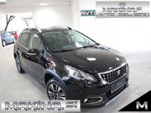Peugeot 2008 1.2 Allure- SLOVENSKI- SAMO 20.000KM- 1LASTNICA-