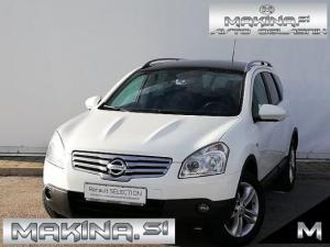 Nissan Qashqai +2 4WD 2.0 dCi Tekna