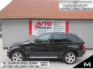 BMW serija X5- 3.0D AUTOMATIC NAVIGACIJA + TEMPOMAT+ POTOVALNI RAČUNALNIK + SLOVENSKO VOZILO