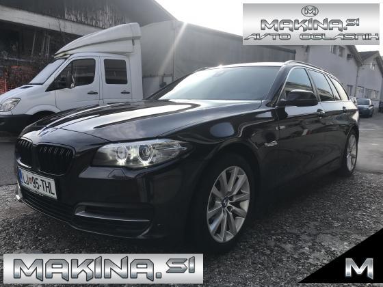 Bmw 5 xdrive 525d 218KM- slovenski 98 tisoc km- MOZNOST FINANCIRANJA
