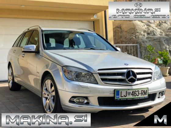 Mercedes-Benz C-Razred C BlueEFFICIENCY 220 CDI T Avantgarde - Xenon