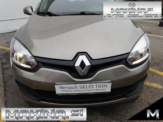 Renault Megane Berline 1.6 16V Generation