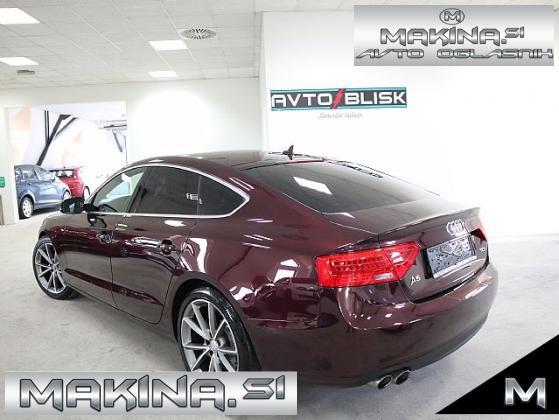 Audi A5 Sportback 2.0 TDI S-LINE- 177 KM- LED- 19 COL- NAVIGACIJA