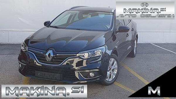 Renault Megane Grandtour dCi 110 Energy S S Limited