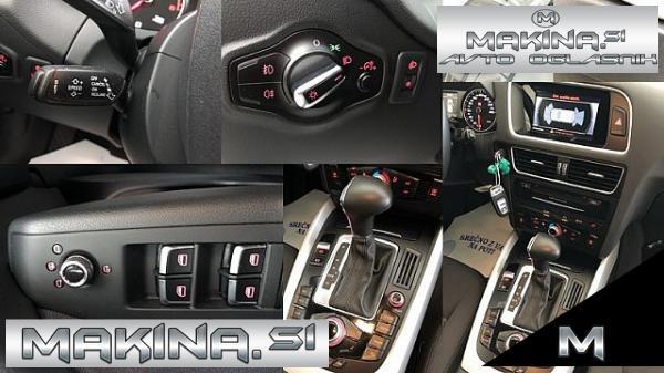 Audi Q5 quattro 2.0 TDI Business S- tronic- navigacija- pdc- alu18
