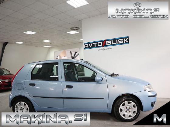 Fiat Punto 1.2 16V- SLOVENSKI-SAMO 130.000 KM- KLIMA-CITY-
