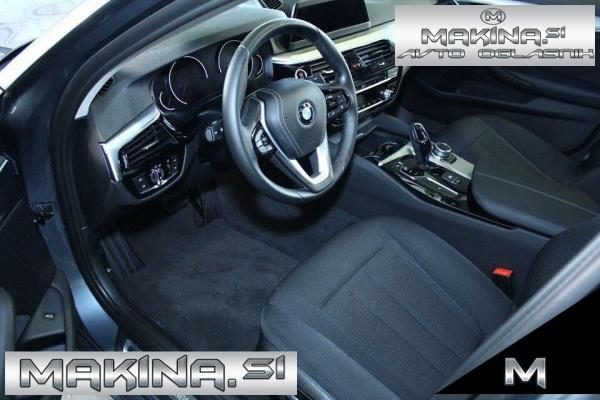 BMW- 520 d Avt. Business Edition
