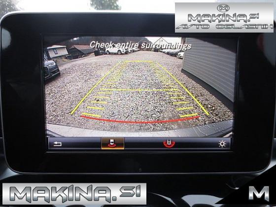 Mercedes-Benz C-Razred 220CDI AUTOMATIC + NAVIGACIJA + AVTOMATSKA KLIMA + TEMPOMAT + STARTSTOP + ALU17
