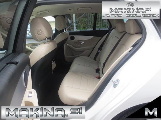 Mercedes-Benz C-Razred 220CDI AVANTGARDE + USNJE + NAVIIGACIJA + LED + 2 PDC + ODLIČEN +122464 km