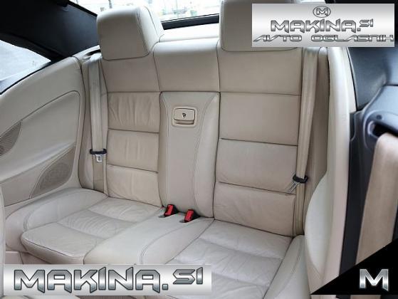 Volkswagen Eos Cabrio 2.0 TDI-SLOVENSKI- TEMPOMAT- USNJE- 17 COL-