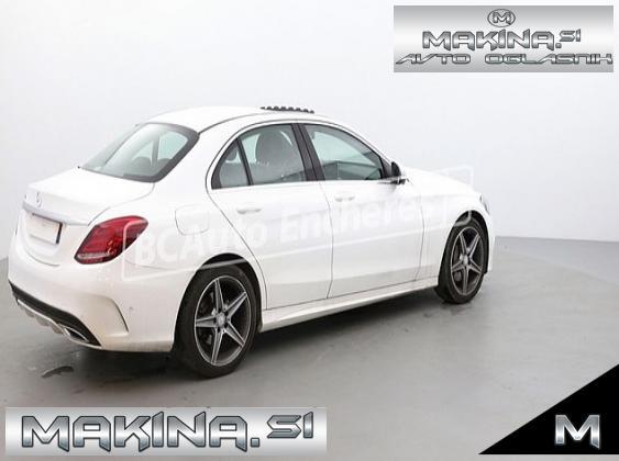 Mercedes-Benz C-Razred C220CDI AUTOMATIC AMG LOOK + NAVIGACIJA + USNJE + PANORAMA + LE 31409 KM