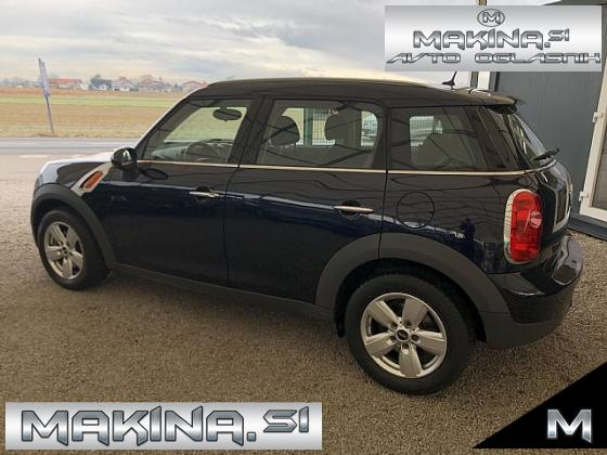 Mini Countryman Mini Cooper D Avtomatic