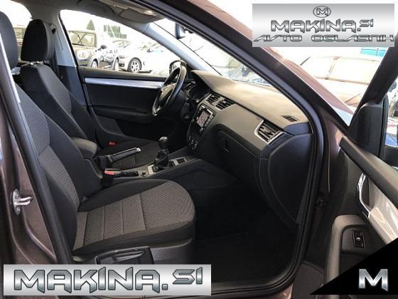 Škoda Octavia Combi 1.6 TDI Ambition- navigacija- pdc- alu16