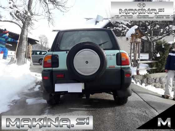 Toyota RAV 4 dobro ohranjena